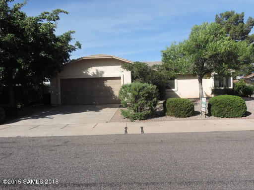 Rental Homes for Rent, ListingId:33589819, location: 2311 Iris Sierra Vista 85635