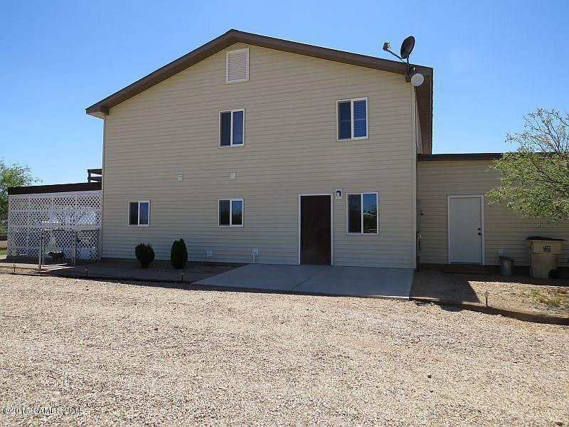 4.59 acres Huachuca City, AZ