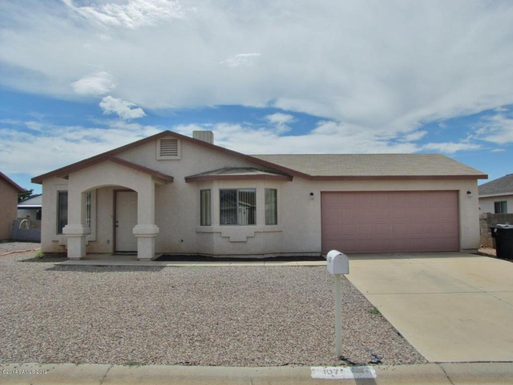 Rental Homes for Rent, ListingId:33641420, location: 107 Tomahawk Drive Huachuca City 85616