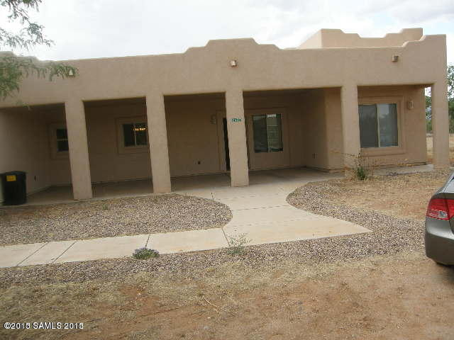 Rental Homes for Rent, ListingId:33708604, location: 2537 Euphoria Lane Huachuca City 85616