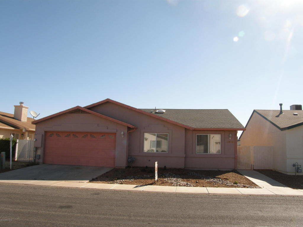 Rental Homes for Rent, ListingId:33841368, location: 811 Four Winds Circle Sierra Vista 85635