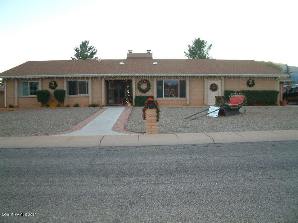 Rental Homes for Rent, ListingId:34046701, location: 600 Canterbury Drive Sierra Vista 85635