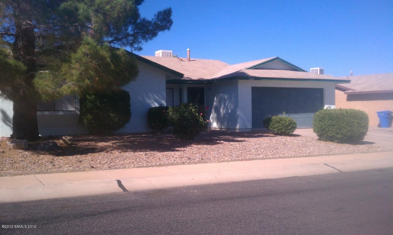 Rental Homes for Rent, ListingId:34046699, location: 2310 Primrose Drive Sierra Vista 85635