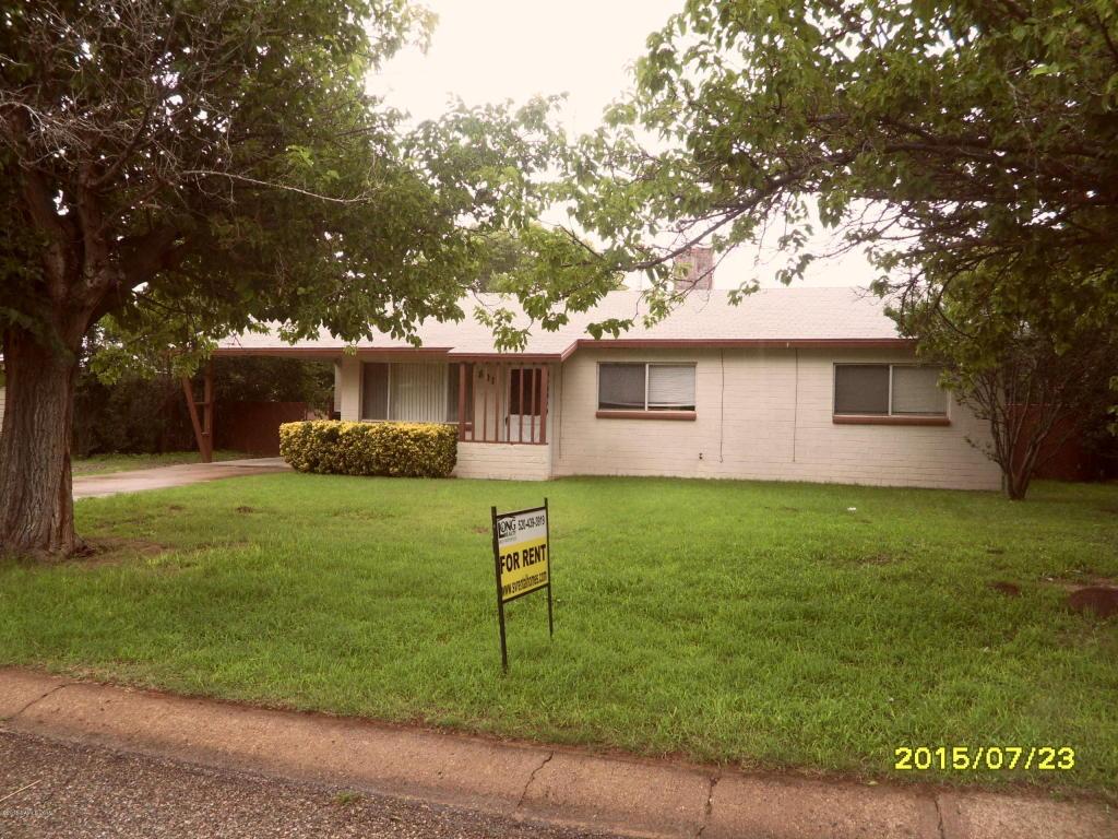 Rental Homes for Rent, ListingId:34180883, location: 801 Norman Avenue Sierra Vista 85635