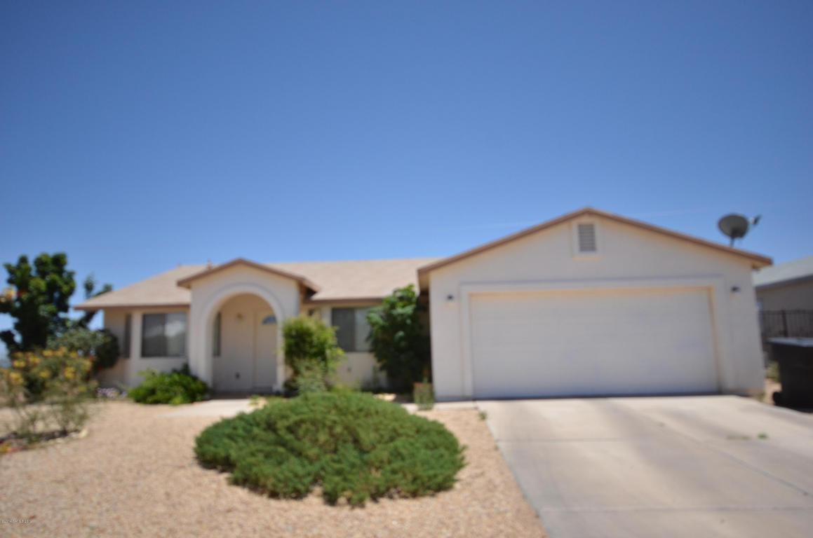 Rental Homes for Rent, ListingId:34483419, location: 100 Buffalo Drive Huachuca City 85616