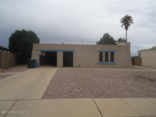 Rental Homes for Rent, ListingId:34507784, location: 793 Pampas Place Sierra Vista 85635