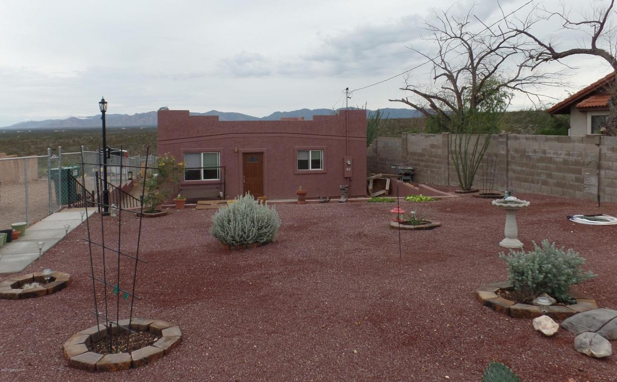 4.16 acres Tombstone, AZ