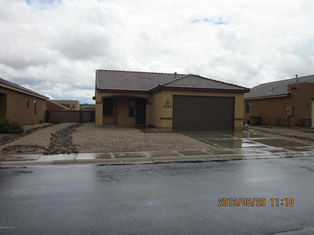 Rental Homes for Rent, ListingId:34694660, location: 1221 Matsumoto Sierra Vista 85635