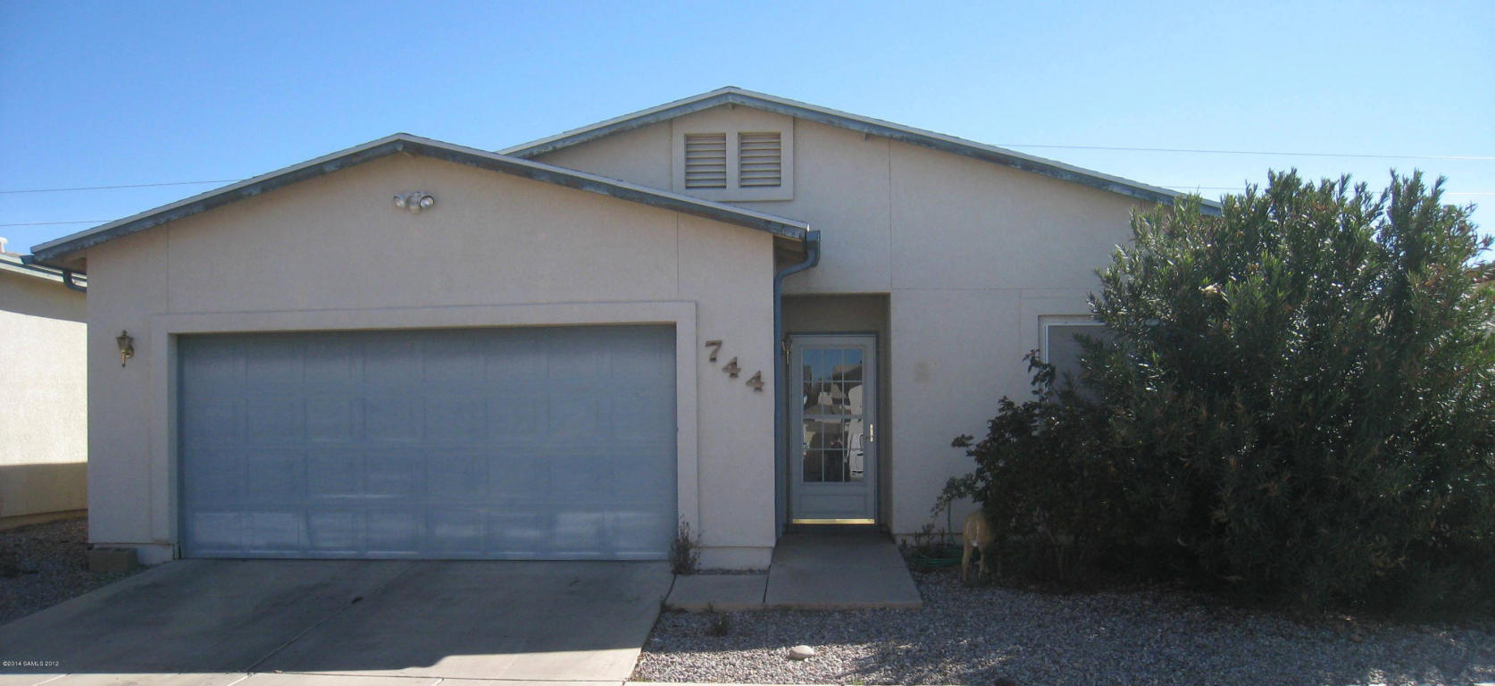 Rental Homes for Rent, ListingId:34753617, location: 744 Four Winds Circle Sierra Vista 85635