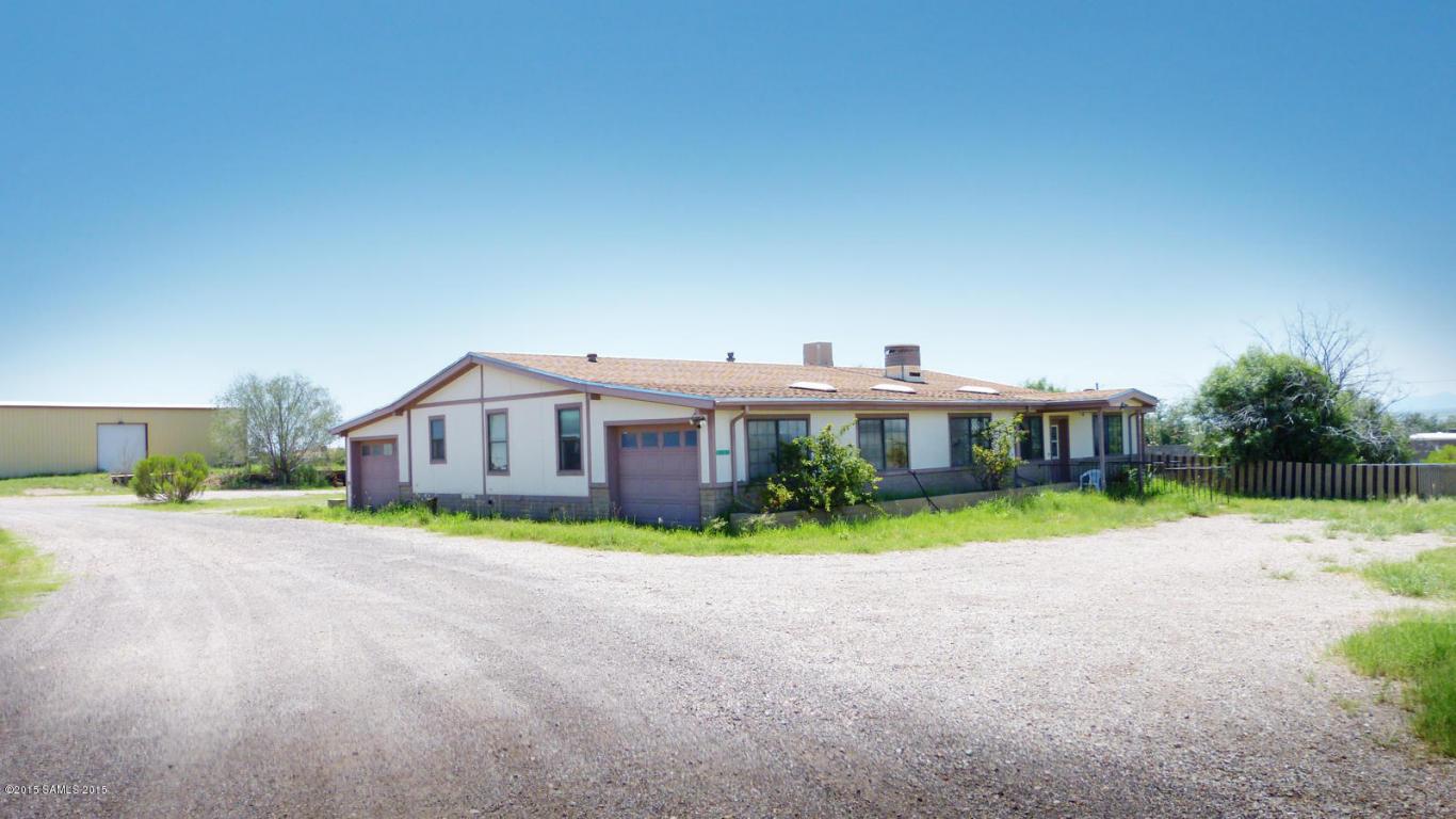 3.52 acres Bisbee, AZ