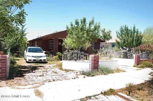 Rental Homes for Rent, ListingId:34972433, location: 1042 E 15th Douglas 85607