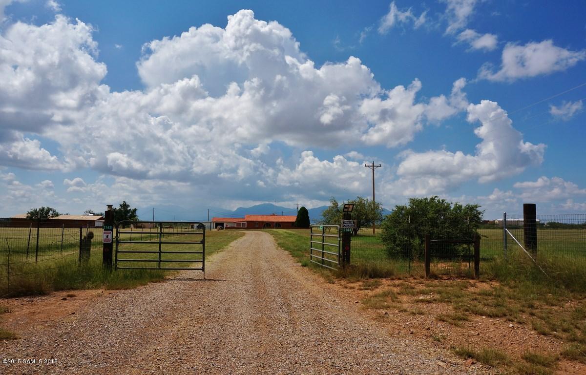 20 acres Huachuca City, AZ