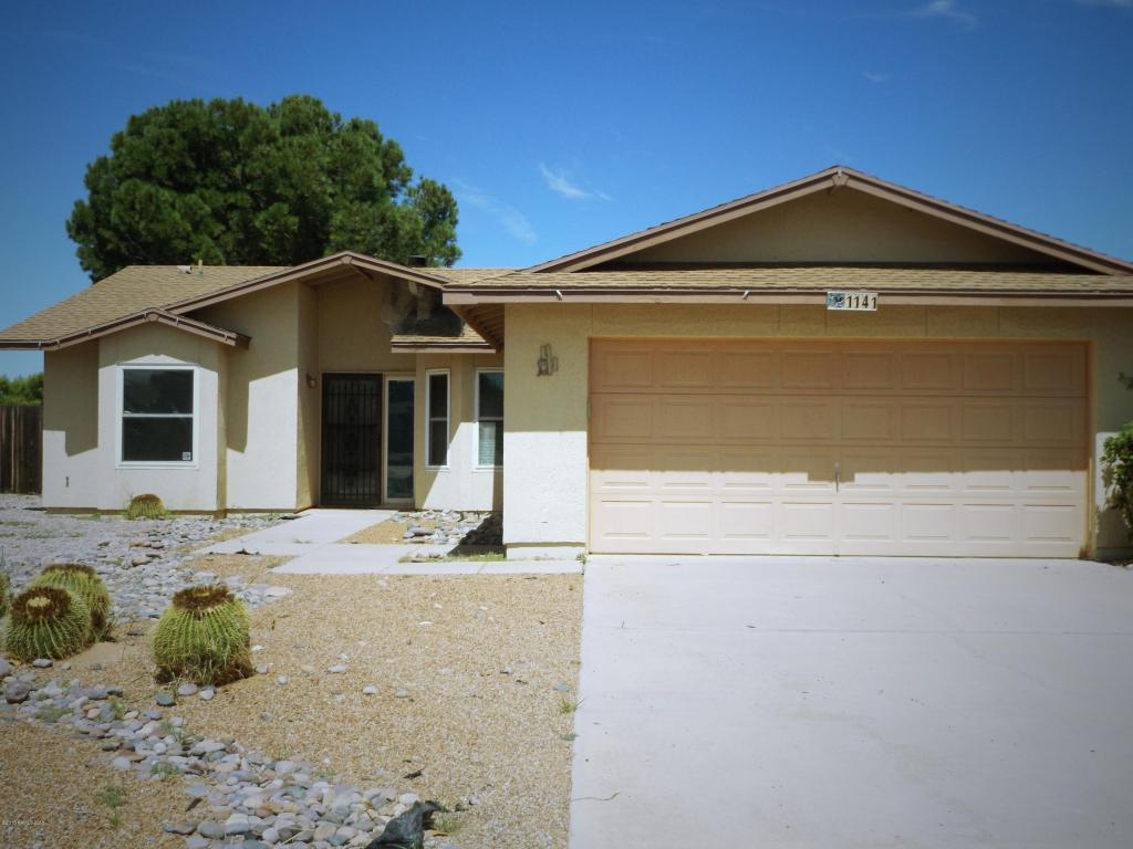 Rental Homes for Rent, ListingId:35127538, location: 1141 Jasmin Drive Sierra Vista 85635