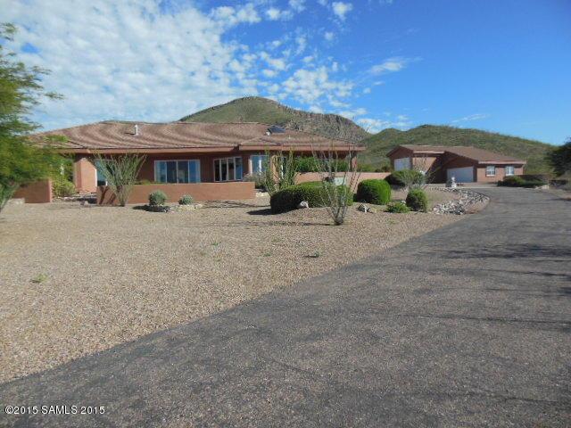 4.8 acres Huachuca City, AZ