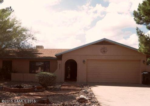 Rental Homes for Rent, ListingId:35198734, location: 1321 Buckhorn Sierra Vista 85635