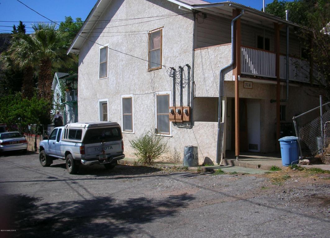 Rental Homes for Rent, ListingId:35389713, location: 514 Brophy Bisbee 85603