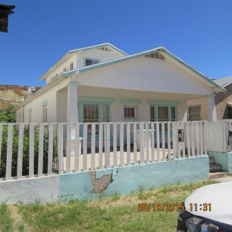 Photo of 318 Pirrung Avenue  Bisbee  AZ