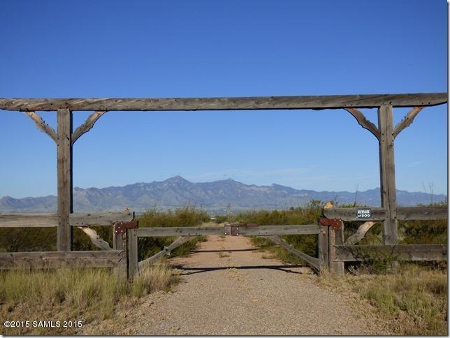 37.66 acres Bisbee, AZ