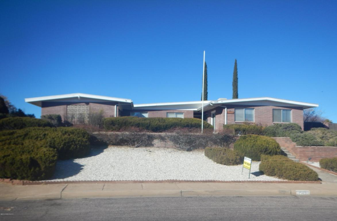 Rental Homes for Rent, ListingId:35611819, location: 1549 Crestwood Drive Sierra Vista 85635