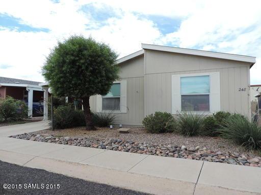 Rental Homes for Rent, ListingId:35717653, location: 248 S Chase Avenue Sierra Vista 85635