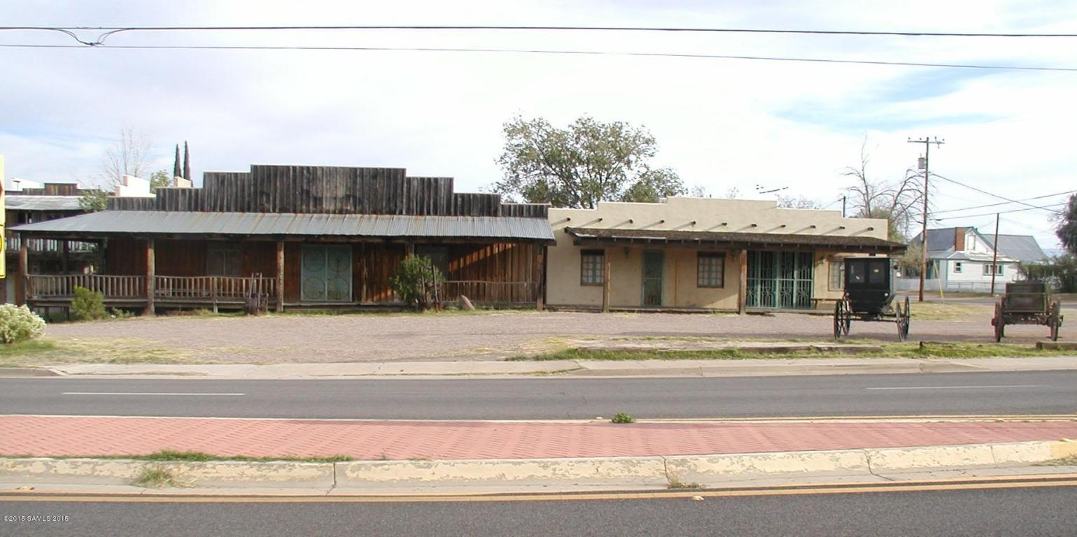 0.82 acres Tombstone, AZ