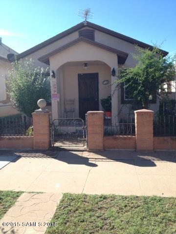 Photo of 655 E 7th Street  Douglas  AZ
