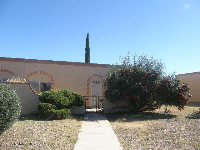 Rental Homes for Rent, ListingId:36327242, location: 545 S Third Street Sierra Vista 85635