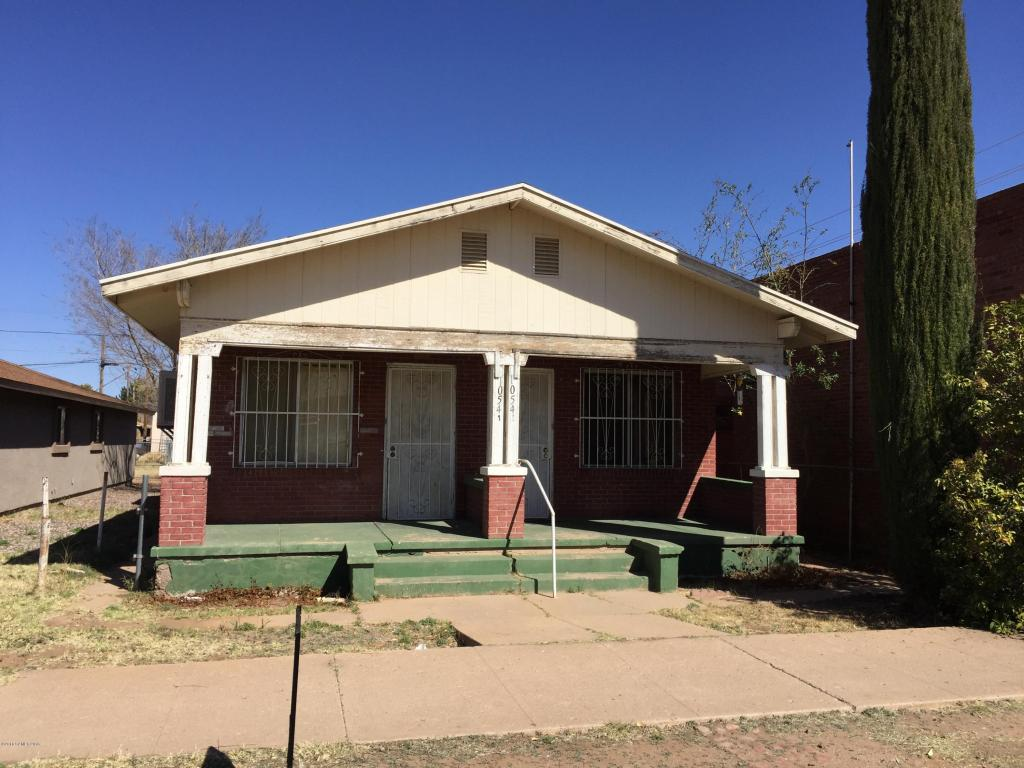 Photo of 1054 A E 13th Street  Douglas  AZ