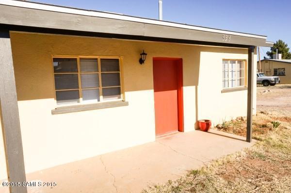 Rental Homes for Rent, ListingId:36765697, location: 333 Pfister Sierra Vista 85635
