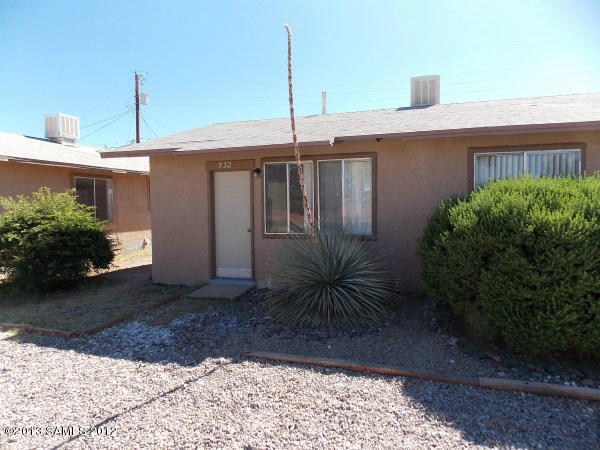 Rental Homes for Rent, ListingId:36765696, location: 532 North Avenue Sierra Vista 85635
