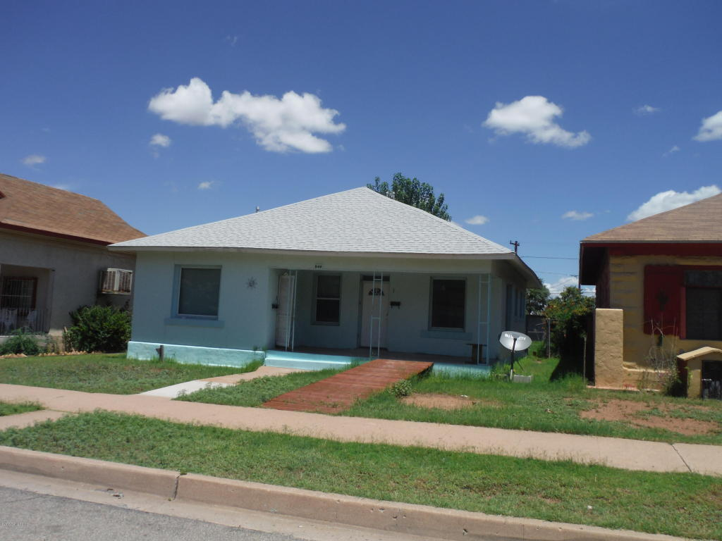 Rental Homes for Rent, ListingId:36905636, location: 840 E 13th Street Douglas 85607