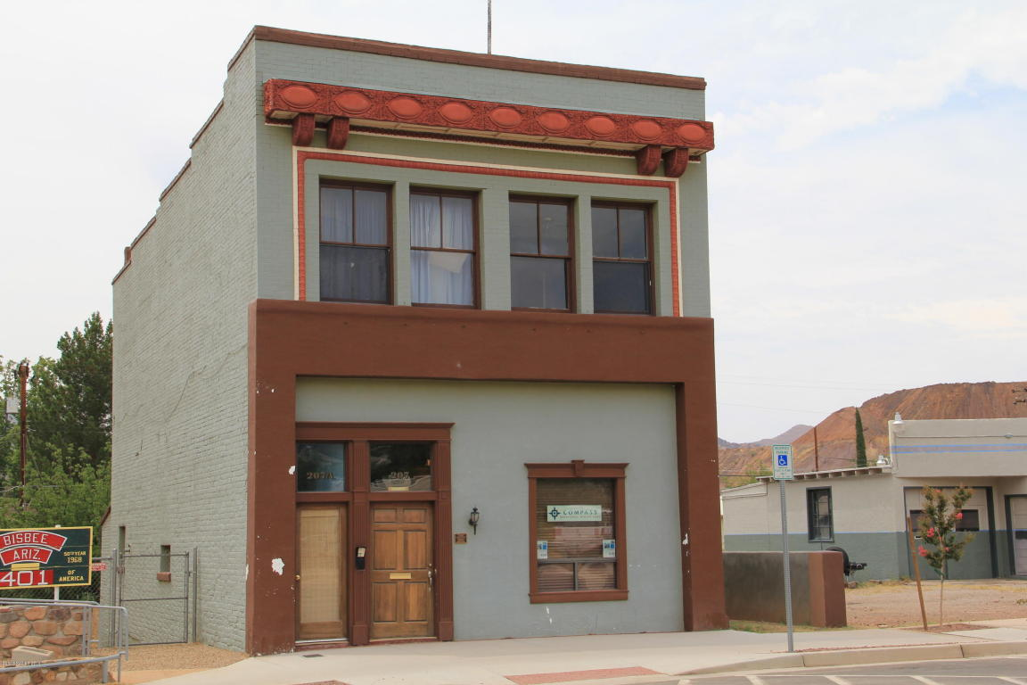 Rental Homes for Rent, ListingId:37239193, location: 207 Arizona Street, Upstairs Bisbee 85603