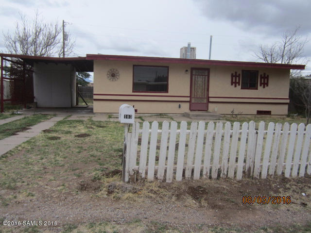 Photo of 103 E Pima Street  Huachuca City  AZ