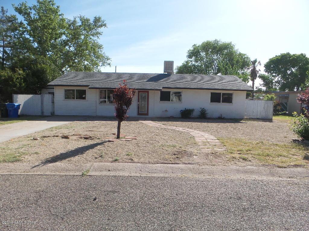 Photo of 833 Norman Avenue  Sierra Vista  AZ