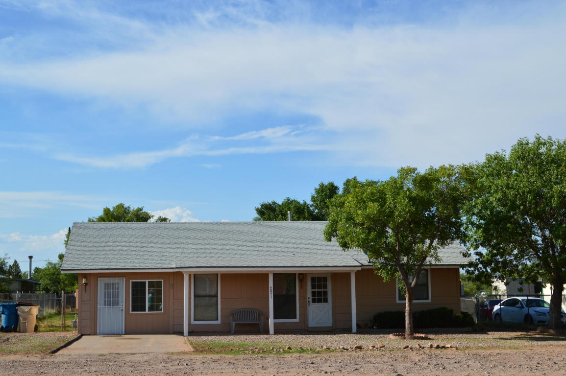 Photo of 4857 E Kevin Street  Sierra Vista  AZ