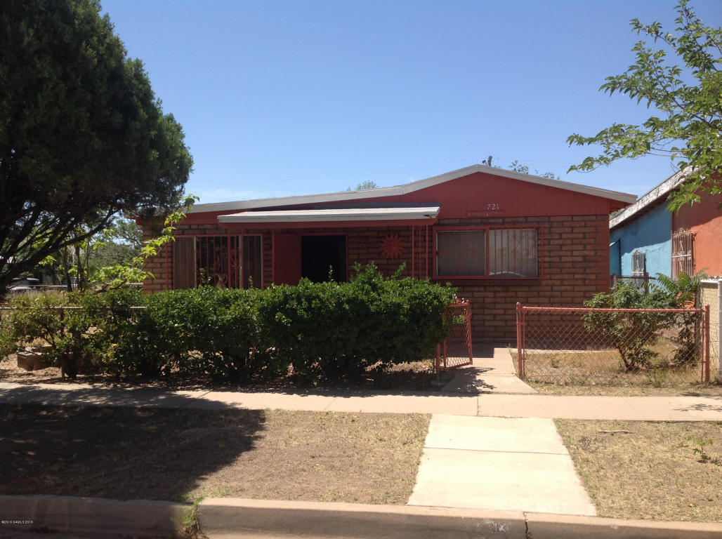 Photo of 721 E 3rd Street  Douglas  AZ