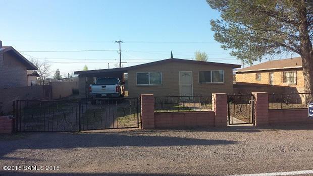 Photo of 917 W Grace Avenue  Douglas  AZ