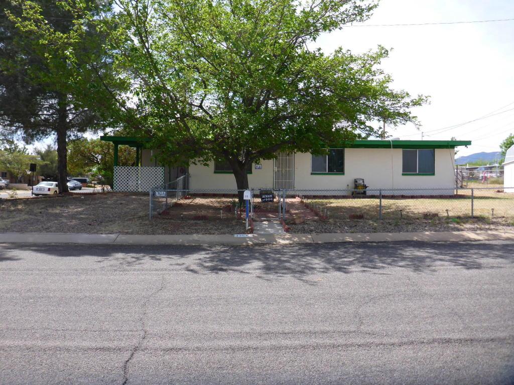 Photo of 315 Grant Street  Huachuca City  AZ