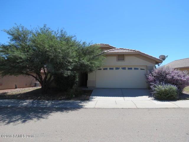 3317 Bryce Canyon Ct, Sierra Vista, AZ 85650