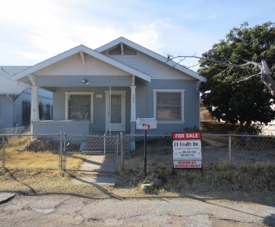 Photo of 303 Hovland Street  Bisbee  AZ