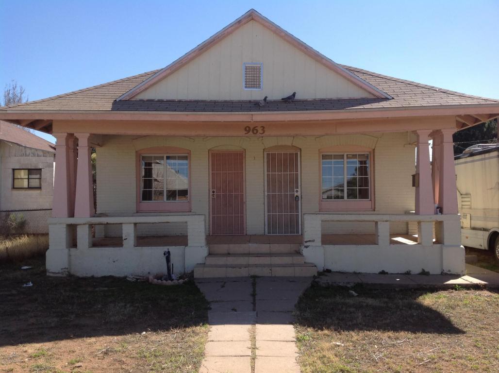 Photo of 963 E 6th Street  Douglas  AZ