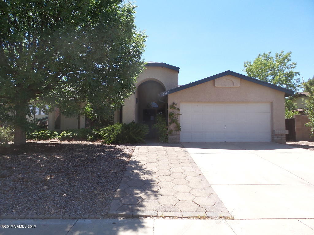 Photo of 3306 Peregrine Drive  Sierra Vista  AZ
