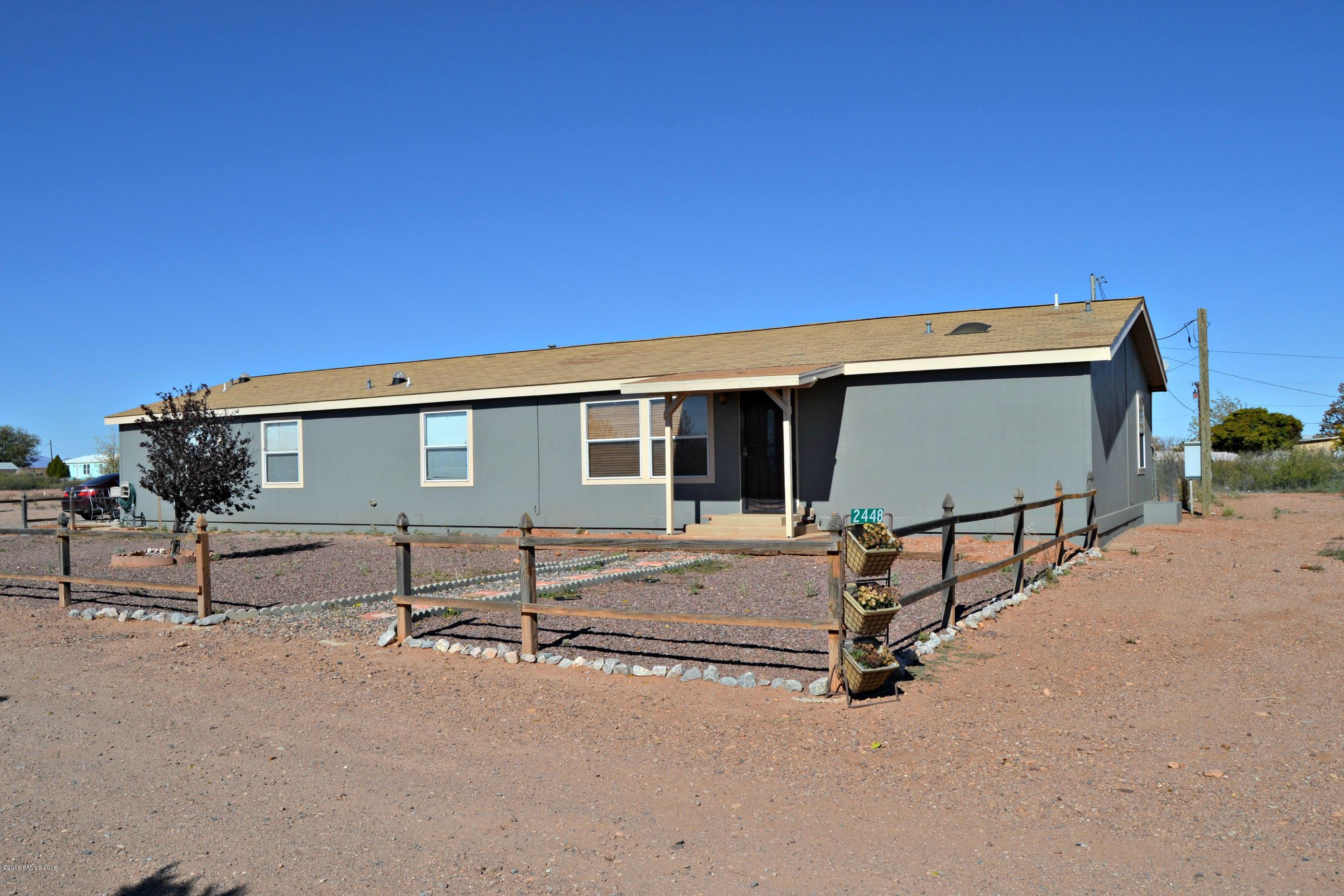 2448 N County Hospital Road Douglas, AZ 85607