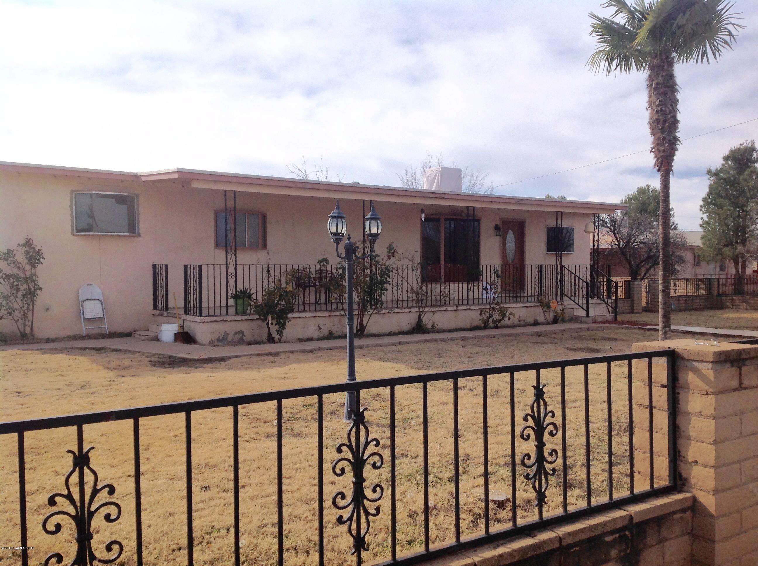 1625 E 20th Street Douglas, AZ 85607