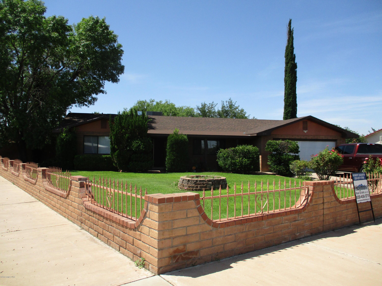 2051 E 14th Street Douglas, AZ 85607