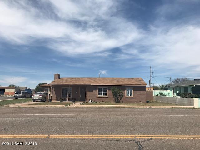 1900 E 9th Street Douglas, AZ 85607