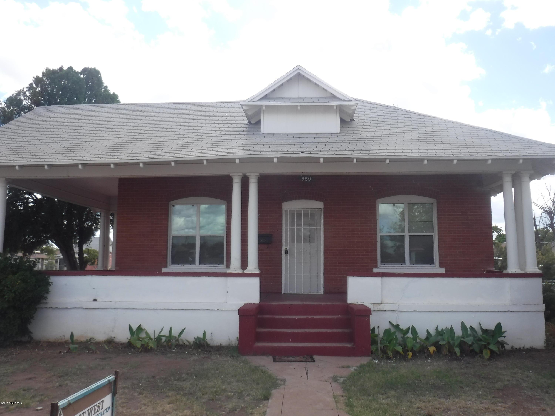 1230 B Avenue Douglas, AZ 85607