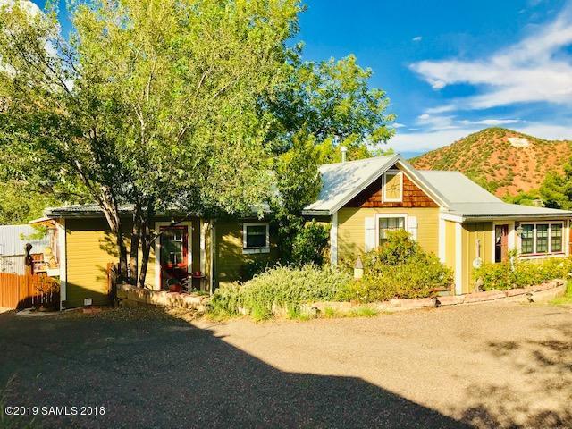 186-A Quality Hill Road, Bisbee, Arizona