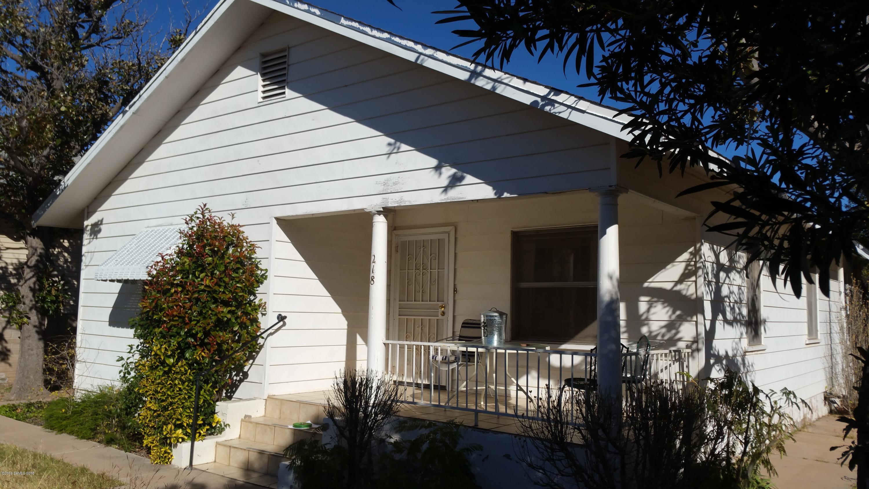 One of Bisbee 3 Bedroom Homes for Sale at 218 Douglas Street