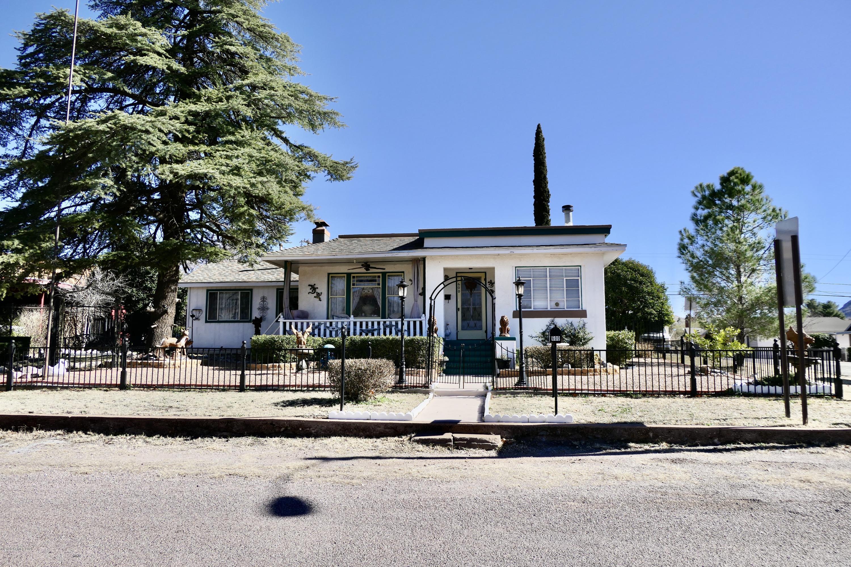 600 Hovland Street, Bisbee, Arizona